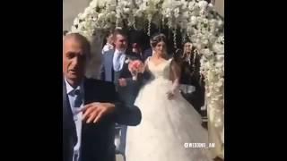 Красивая армянская свадьба в Ереване 2018 / Свадебные армянские традиции, песни и танцы