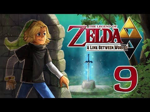 Let's Replay Zelda A Link Between Worlds [German][Helden-Modus][#9] -