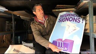 #BDR53 : AU BOULOT : RÉFÉRENDUM !, LE TEMPS DES RICHES, ET SI JE CAUSAIS COMME HOLLANDE ?