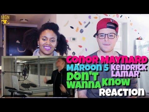 Conor Maynard - Don't Wanna Know (Maroon 5...