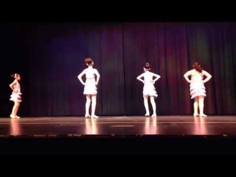 When You're Smiling beginning/intermediate tap (music by Tim Gill's Gin Mill Grifters)