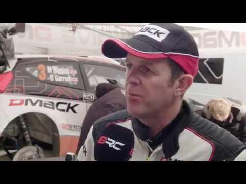Mark Higgins - Isle of Man Rally Shakedown - BRC 2016