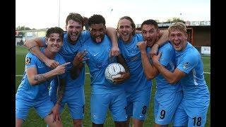 Official TUFC TV   Eastbourne 2 - 4 Torquay United 13/10/18