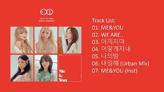 [Full Album] EXID – ME&YOU (Mini Album)