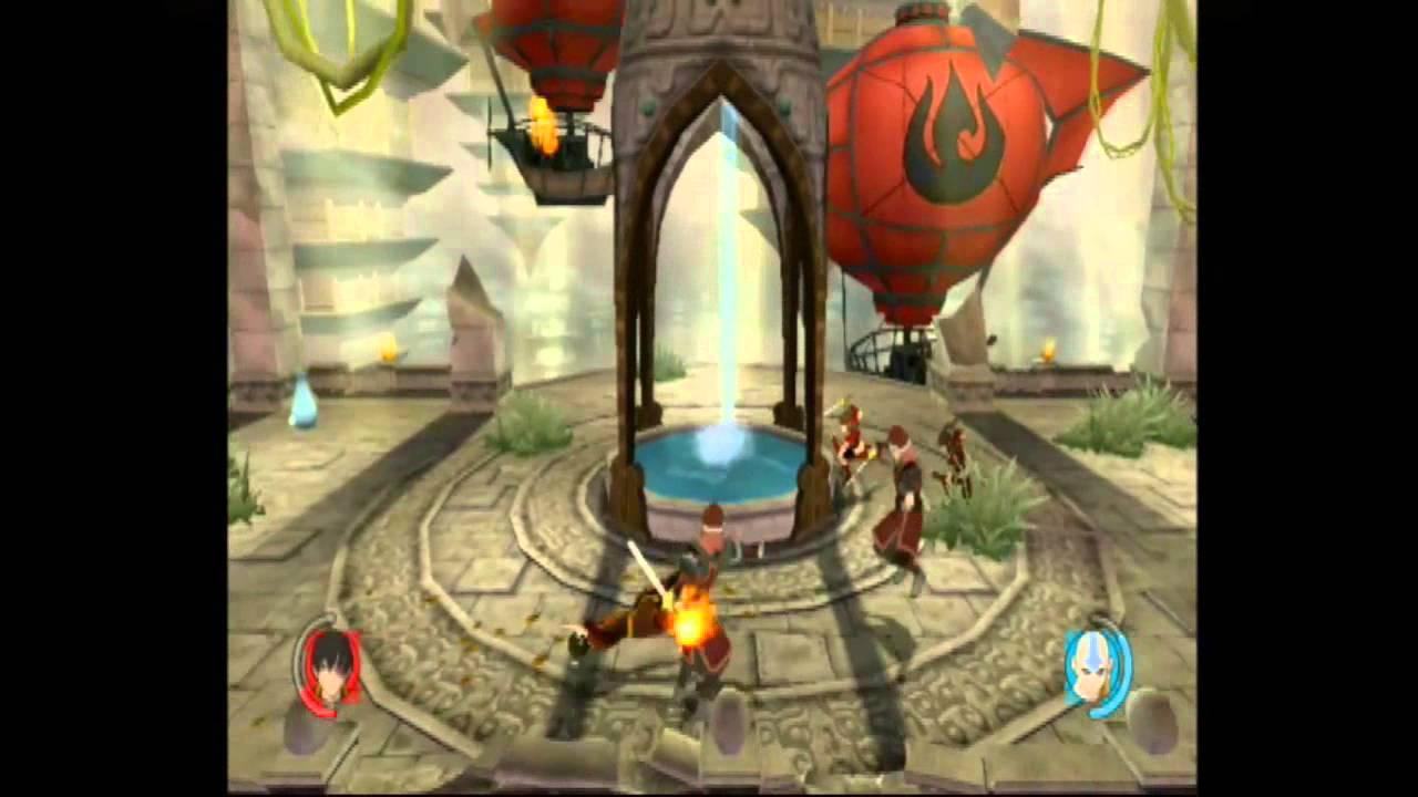 Avatar Der Herr Der Elemente Spiele Kostenlos