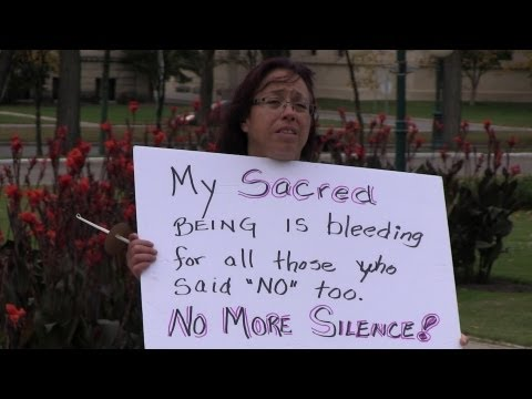 Winnipeggers demand justice for missing and murdered aboriginal women