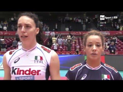 Qualificazioni Olimpiche: Dominicana - Italia 0-3. 3. giornata
