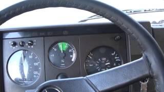 Mercedes Benz 1317 1990 экономичная скорость на трассе(, 2016-01-18T20:34:12.000Z)