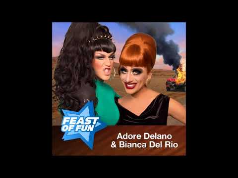 FOF #1943 - Bianca Del Rio and Adore Delano Are as Bad as They Wanna Be - 02.26.14