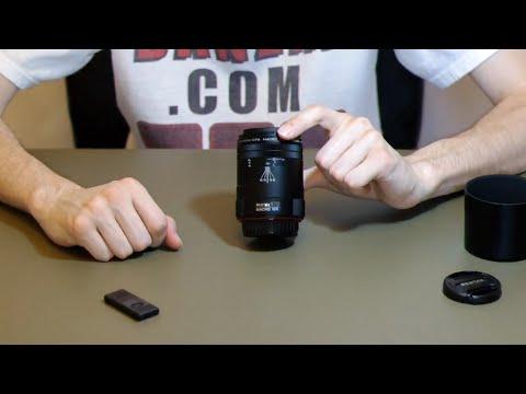 Pentax D-FA 100mm f2.8 WR Macro Lens Overview