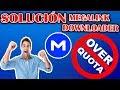 Solución MegaLink Downloader