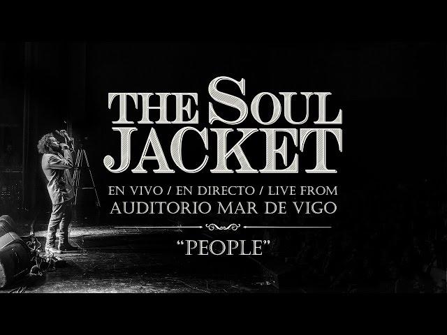 The Soul Jacket - People - Auditorio Mar de Vigo