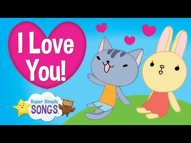 Skidamarink (Animated Version) | Super Simple Songs