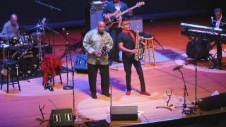 Kirk Whalum - Gerald Albright  Oh Holy Night