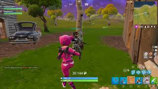 Fortnite BR - Squad Win - Smoke grenades OP