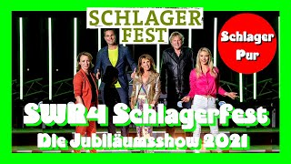 SWR4 Schlagerfest -Die Jubiläumsshow (10.07.2021) mit Eloy de Jong, Bernhard Brink, Ireen Sheer u.w.