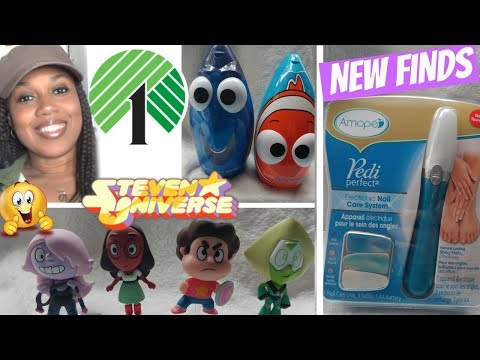 DOLLAR TREE HAUL!!! LOT'S OF NEW FINDS