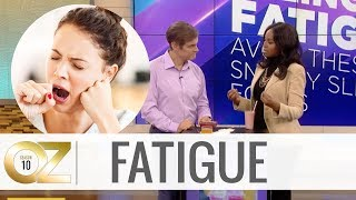 Foods That Can Cause Fatigue