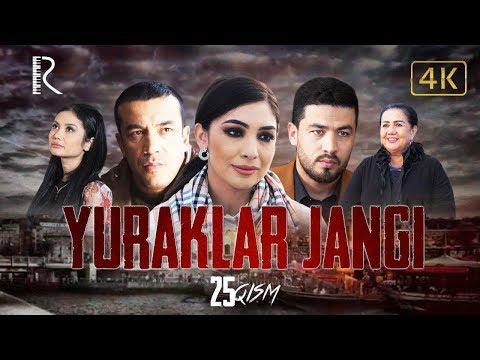 Yuraklar jangi (o'zbek serial) | Юраклар жанги (узбек сериал) 25-qism - Как поздравить с Днем Рождения