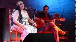 Video La Chiqui de Jerez: Tangos gitanos con Jeronimo Maya ! Festival Estella6lIZARRA Lizarra 2015 ! download MP3, 3GP, MP4, WEBM, AVI, FLV Juli 2018
