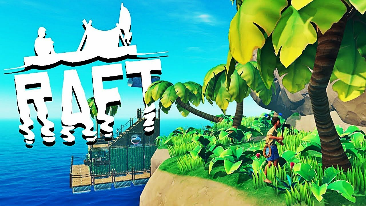 Download SEUL SUR UNE ÎLE ! | Raft #3