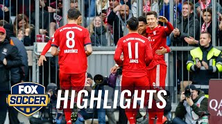 90 in 90: Bayern Munich vs. VfL Wolfsburg   2019 Bundesliga Highlights