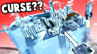 Why is our COLONY CURSED!?  Space Toast Kingdom Problem (Cliff Empire)