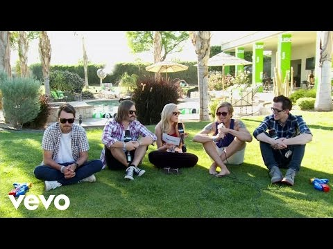 AWOLNATION - Fuse Interview (Coachella 2012)