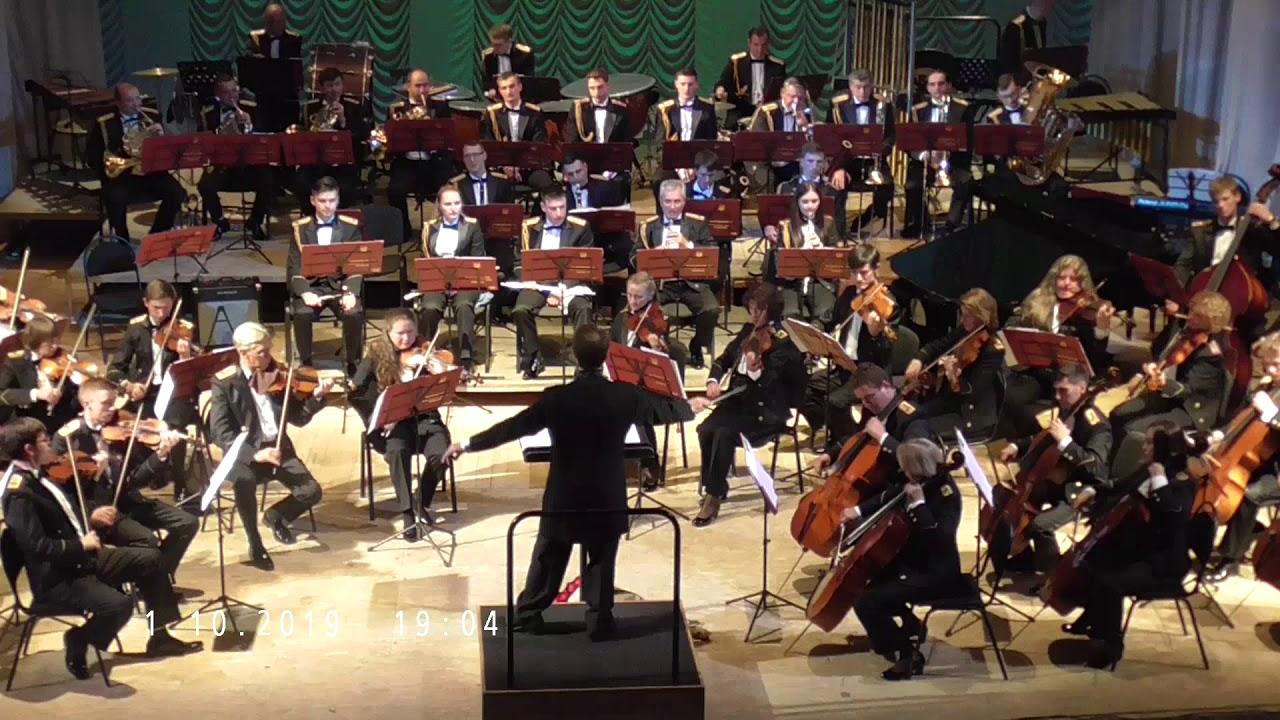 В.Птушкин - ''Пошутим с Бетховеном' - Экспромт для симфонического оркестра
