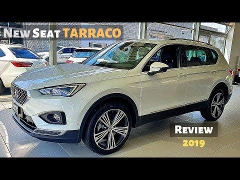 New Seat TARRACO 2019 Review Interior Exterior (7 Seat)