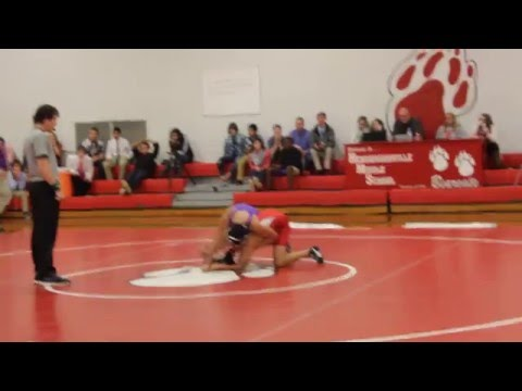 Wrestling 4 - Apple Valley Middle School vs Hendersonville Middle School