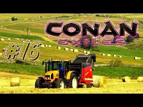 Conan Exiles der Farming Simulator? | Conan Exiles mit Maxim | 16