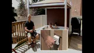 Automated Hot Tub Spa Gazebo-cover - The Covana - Testimonial