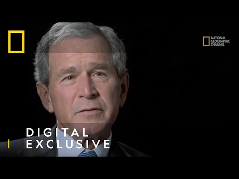Exclusive George W Bush: The 9/11 Interview   National Geographic UK