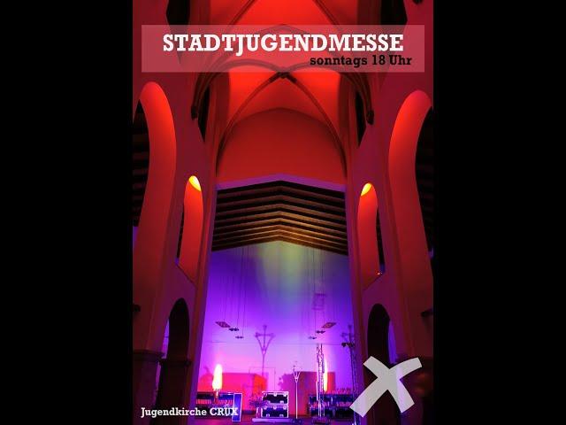 Stadtjugendmesse 28.2.2021 @Crux Jugendkirche Köln