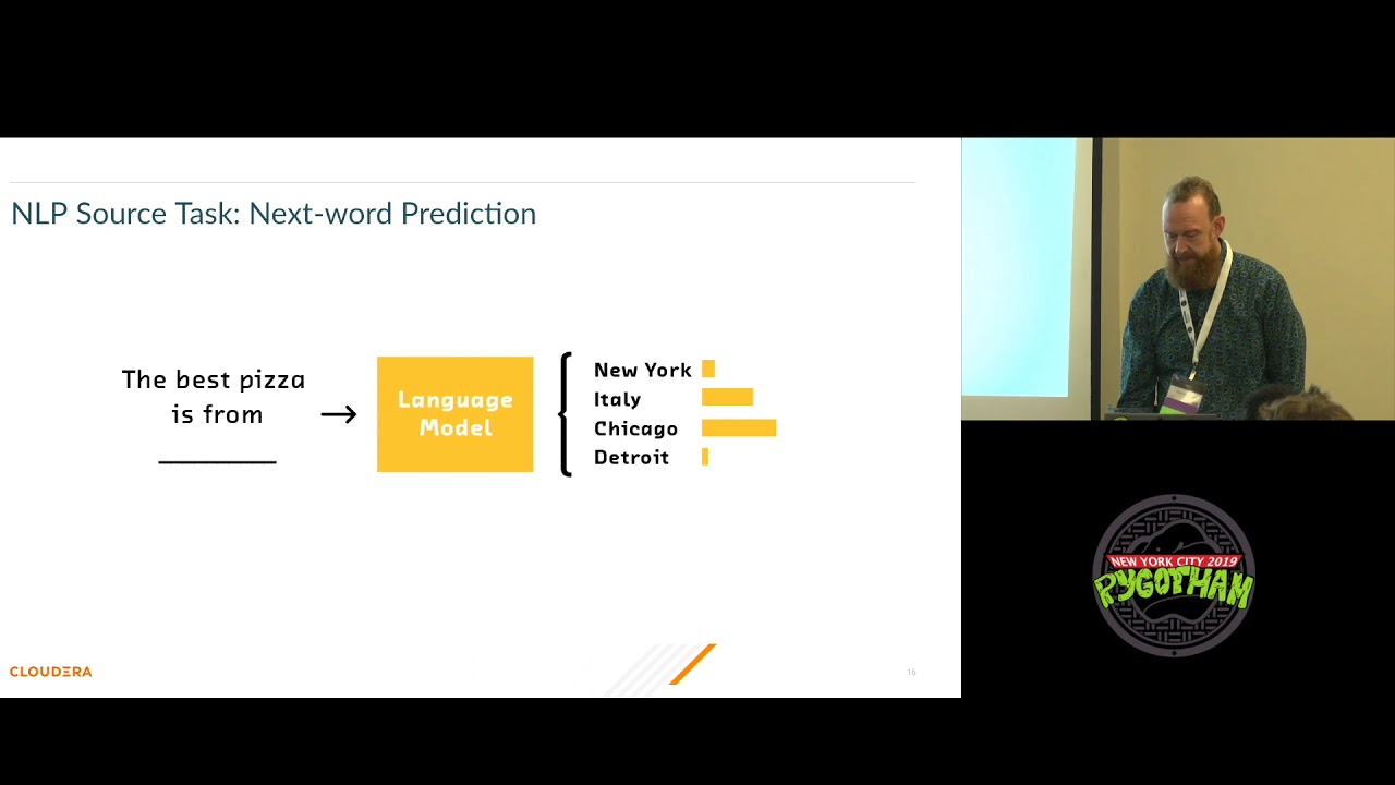Image from Less Talk, More Rock: Transfer Learning with Natural Language Processing