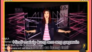 Yeng Constantino - Alaala (Karaoke)