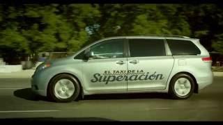 Comercial Tropigas ''El Taxi de la Superación''