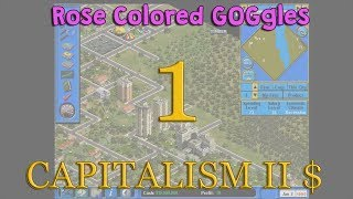 Rose Colored GOGgles Capitalism II #1: Breaking Ground with Pinstar Productions