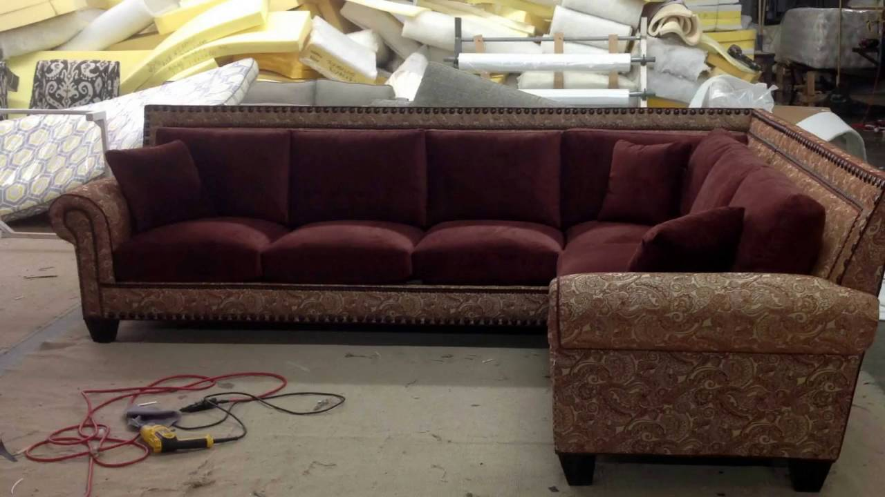 Custom Sofa Factory Direct