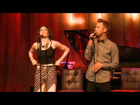Ian Stroughair & Genevieve Nicole - Diamonds Are Forever (Live at the Hippodrome Casino)