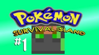 "Pokemon: Survival Island - Custom Game - Ep. 1 ""Wild Squirtle?!"""