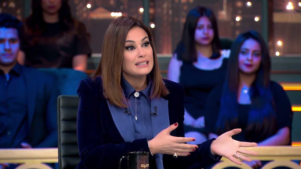 هند صبري تتحدث عن دورها في مسلسل هجمة مرتدة مع أحمد عز#يوم_ليك