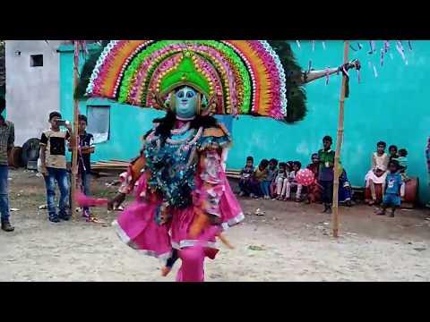 Purulia Chhau Dance 2018 ll Usatad- Rakesh...