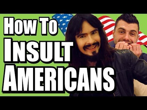 Things You Should Never Call American People!!