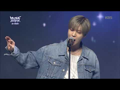 뮤직뱅크 Music Bank in chile Despacito - 태민(Taemin) 20180411