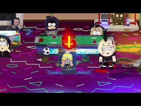 South Park: TFBW DLC - From Dusk Till Casa Bonita pt4 - Some Arcade Fun