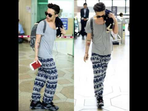 Collection Of G-Dragon / Kwon Ji Yong BigBang Fashions - 권지용 패션
