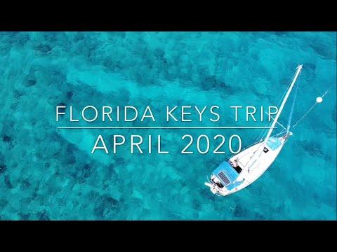 Sailing The Florida Keys