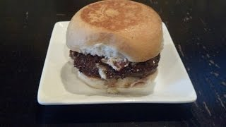 The Red, White & Blue Burger On Wkrg